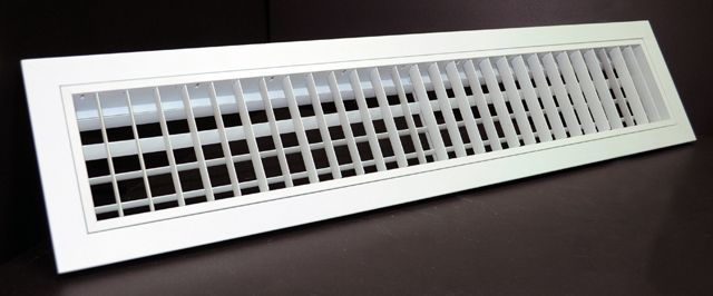 Double Deflection Grille : Filter and ducting gain city parts sdn bhd